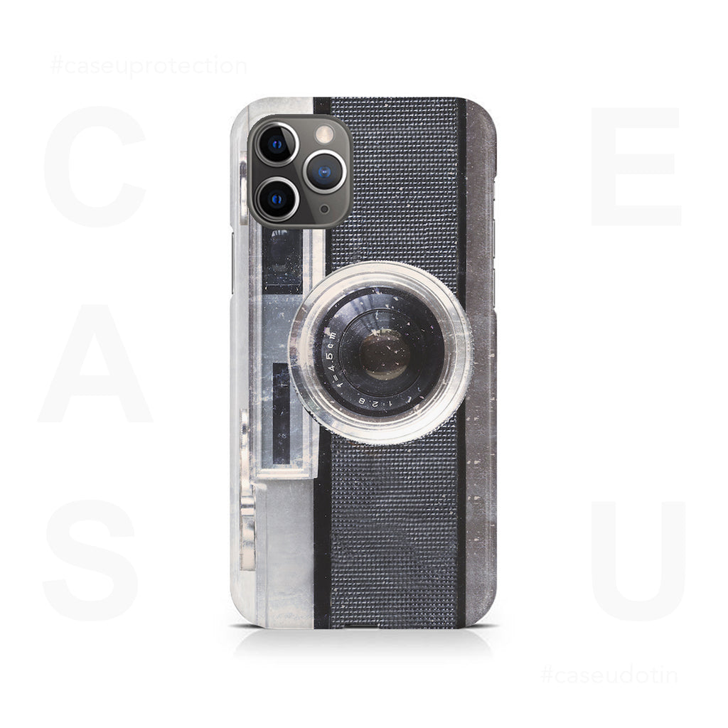 Vintage Camera Case Cover - iPhone 11 Pro