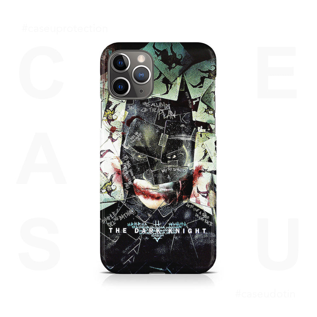 The Dark Knight Case Cover - iPhone 11 Pro