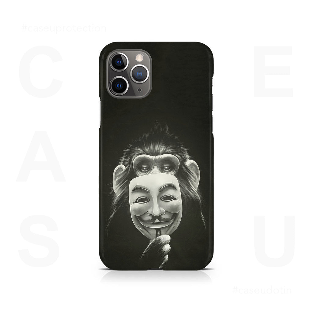 Anonymous Case Cover - iPhone 11 Pro