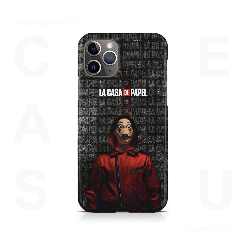 La Casa de Papel Case Cover - iPhone 11 Pro Max