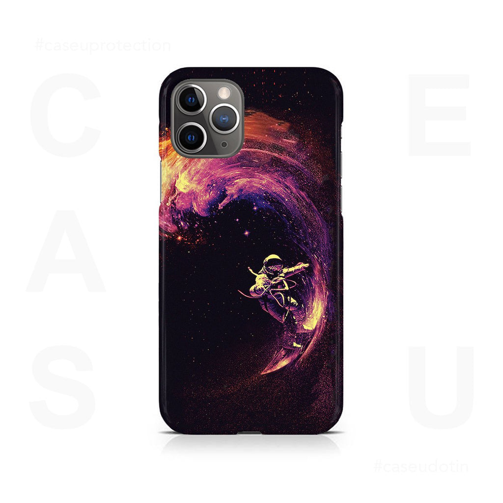 Space Surfing Case Cover - iPhone 11 Pro Max