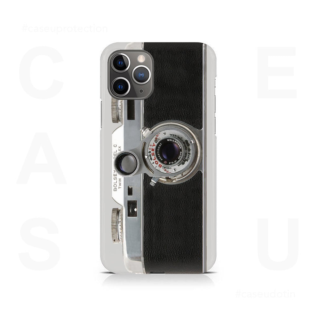 Bolsey Camera Case Cover - iPhone 11 Pro Max