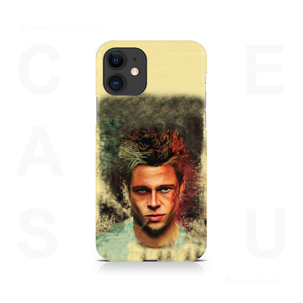 Brad Pitt Fight Club Case Cover - iPhone 11