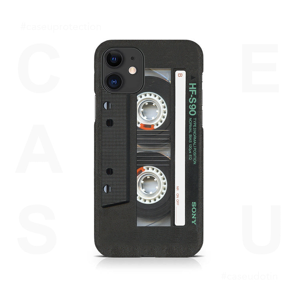 Sony Cassette Case Cover - iPhone 11