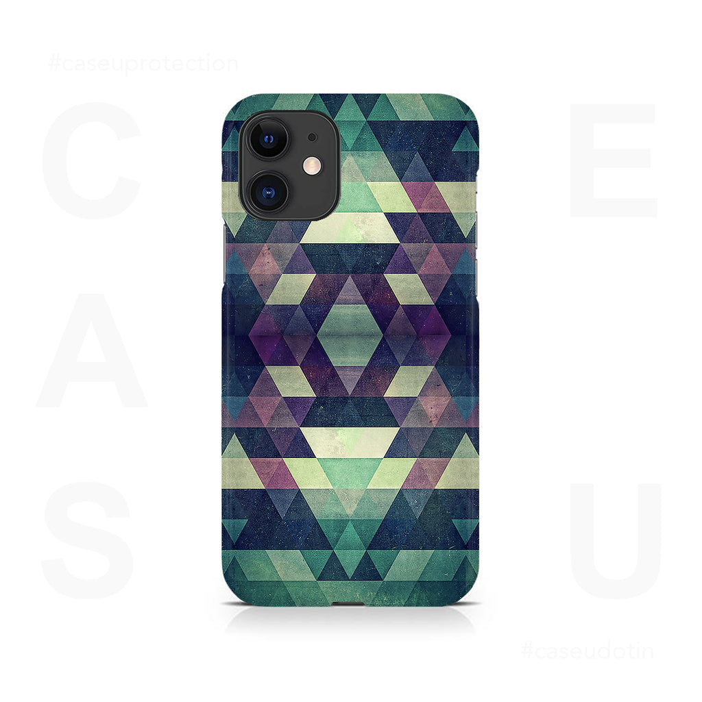 Abstract Patternic Case Cover - iPhone 11