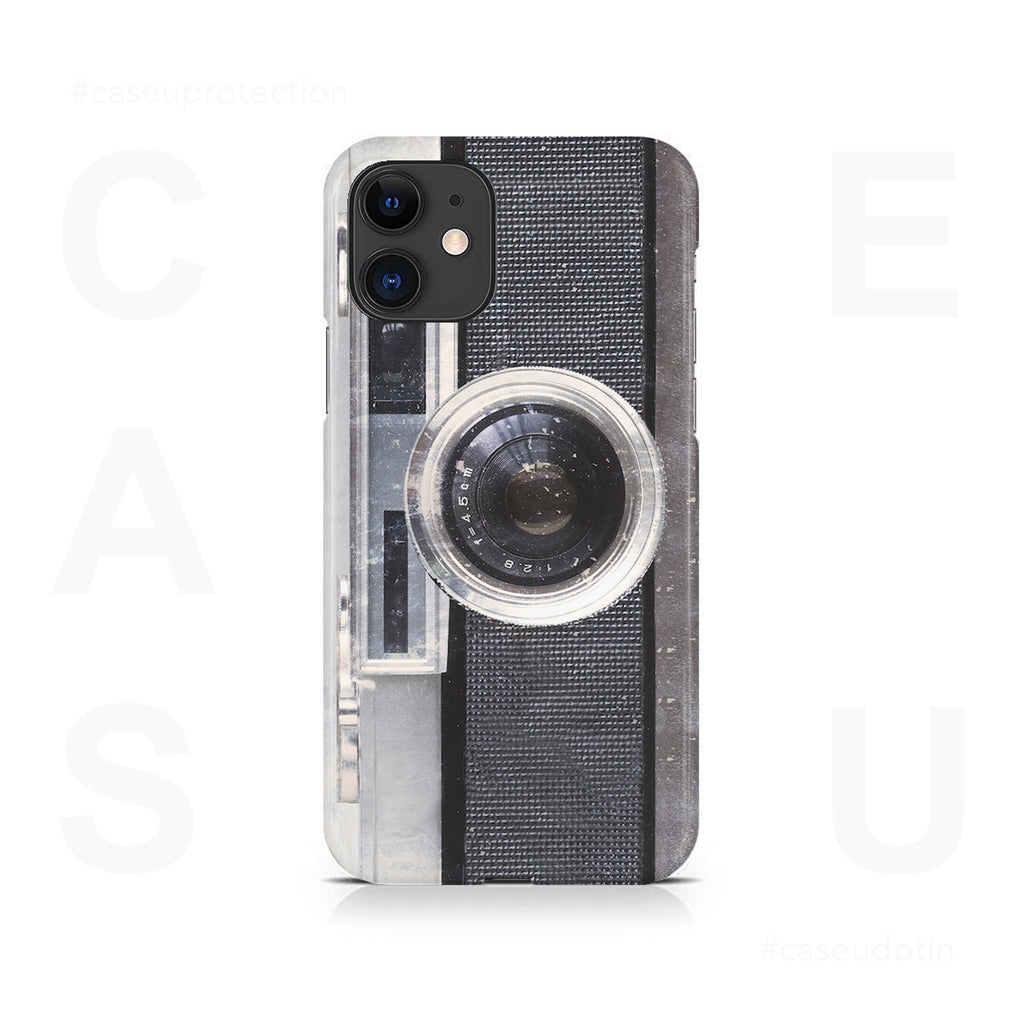 Vintage Camera Case Cover - iPhone 11