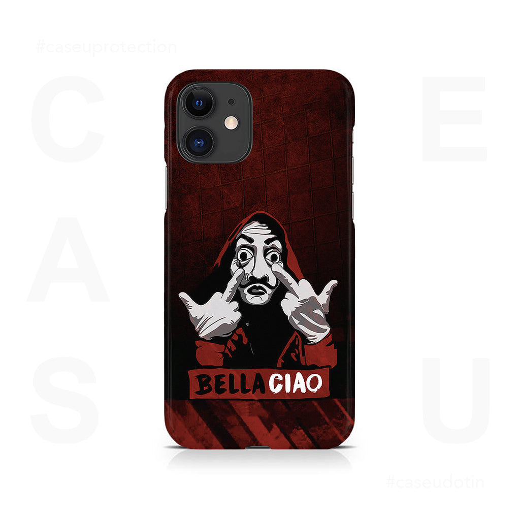 Bella Ciao Case Cover - iPhone 11