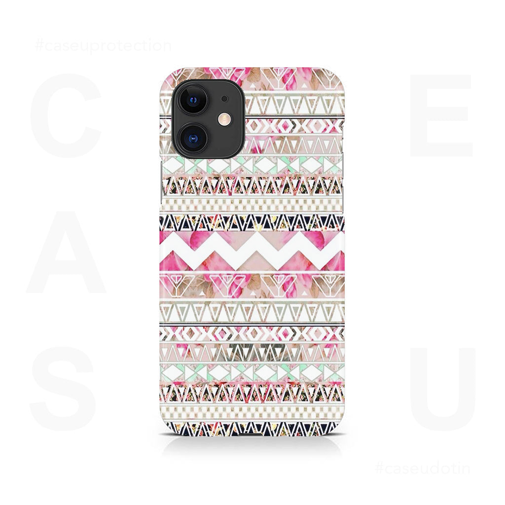 Aztec Pattern Case Cover - iPhone 11