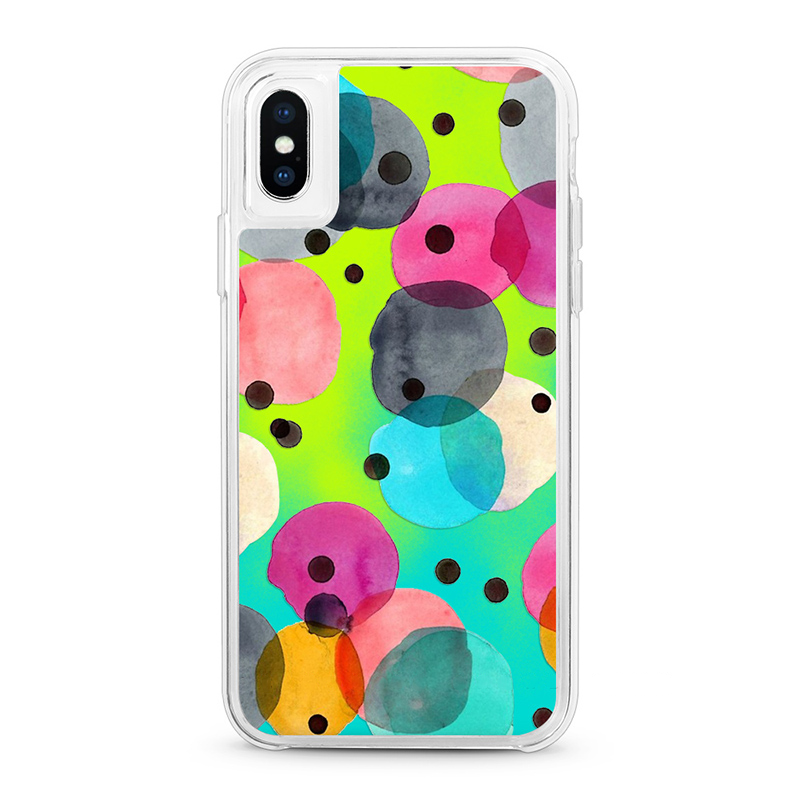 Festive Dots - iPhone XR - CASE U