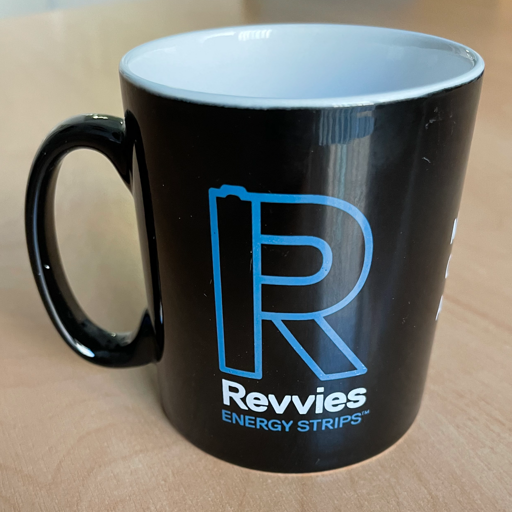 Revvies Branded Coffee Mug