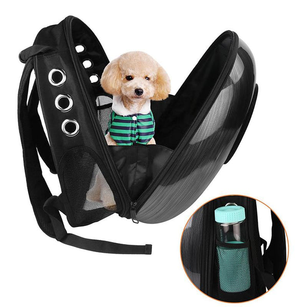 Pet Portable Carrier Space Capsule Backpack
