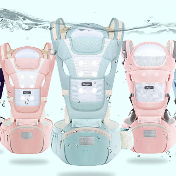 Convenient Multi-Functional Baby Carrier