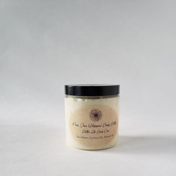 Pure Shea Whipped Body Butter