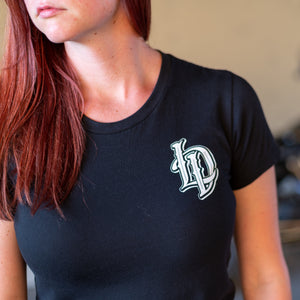 Lucky Daves Diamond Boyfriend Tee