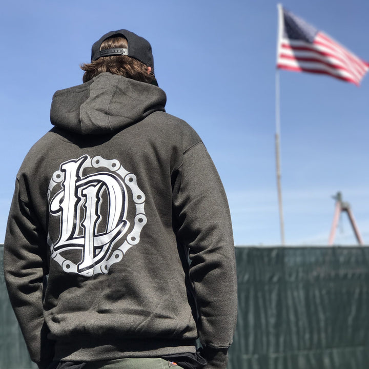 Lucky Daves Chain Hoodie