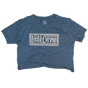 Lucky Daves Cali Crop Tee