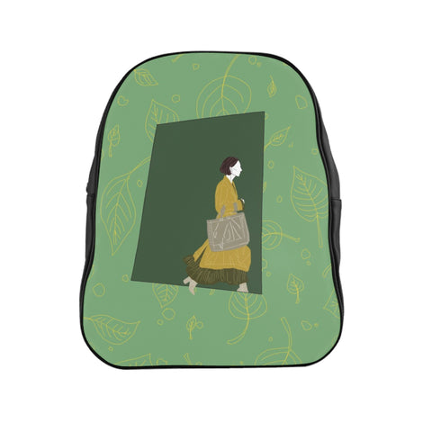 Backpack by Lucy Aaron