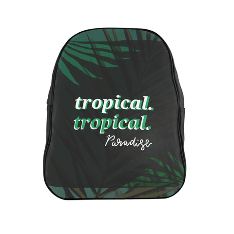 Backpack by Divine Pilario