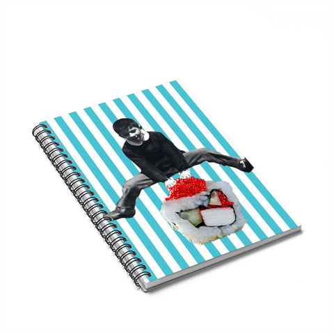 Spiral Notebook by Federica Castoldi