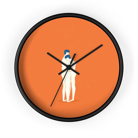 Wall clock by Bryan Xandrix