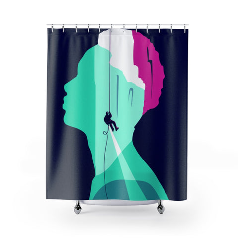 Shower Curtains by Cinzia Piazza