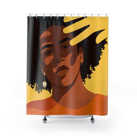 Shower Curtains by Fanuza illustrations