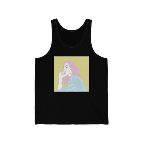 Unisex Tank Top by Lucy Aaron