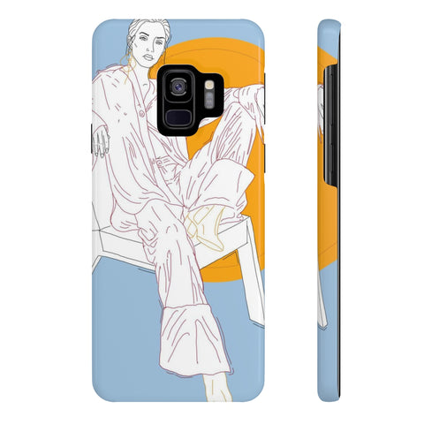 Samsung Galaxy Slim Case by Lucy Aaron