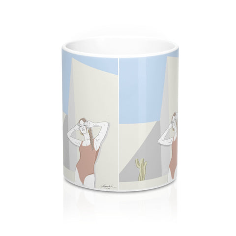 Mug 11oz by Lucy Aaron