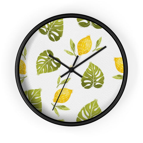 Wall clock by Olga Poberezhnaya