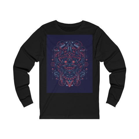 Unisex Long Sleeve Tee by Second Syndicate