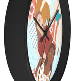 Wall clock by Happy Mouse Studio