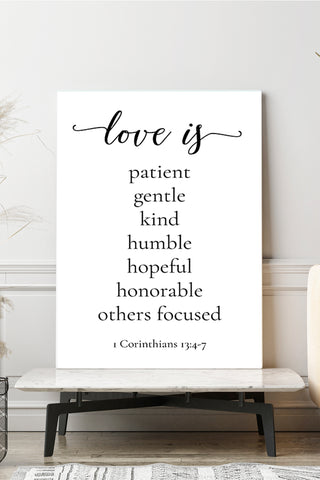 Love is... Printable