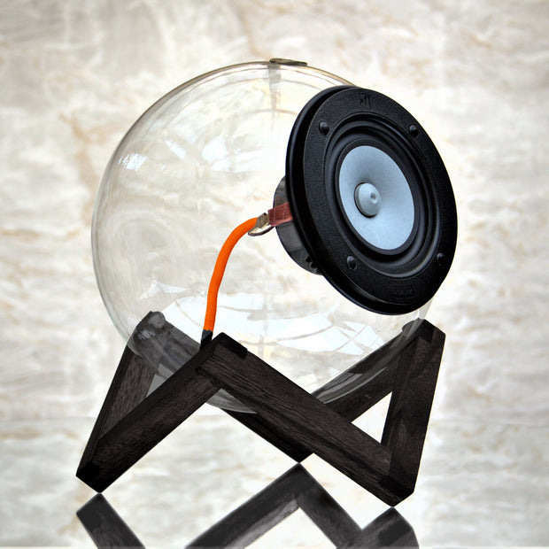 Medium Transparent Speaker set