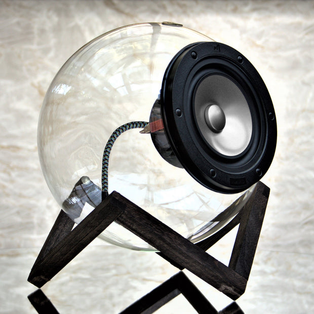 Large Transparent Speaker single