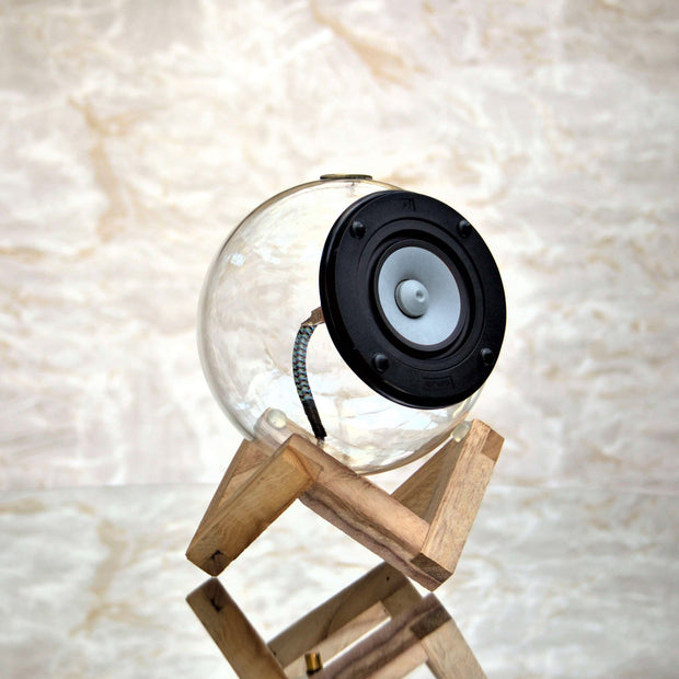 Small Transparent Speaker single