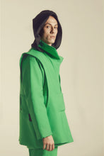 Load image into Gallery viewer, Genderless midi Puffer - Green