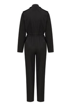 Load image into Gallery viewer, Safari Jumpsuit - Black