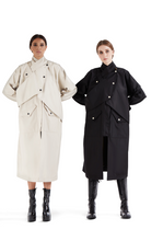 Load image into Gallery viewer, Gadget Trenchcoat - Beige