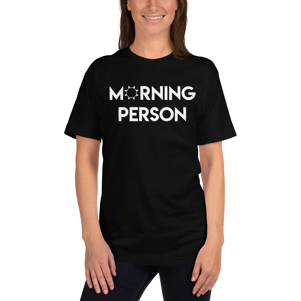 Morning Person™ Unisex T-Shirt