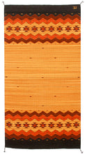 Load image into Gallery viewer, Handwoven Zapotec Indian Rug - Zapotec Sunset Wool Oaxacan Textile
