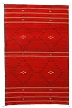 Load image into Gallery viewer, Handwoven Zapotec Indian Rug - First Mesa Wool Oaxacan Textile