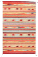 Load image into Gallery viewer, Handwoven Zapotec Indian Rug - Rodeo Wool Oaxacan Textile