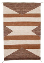 Load image into Gallery viewer, Handwoven Zapotec Indian Rug - Zanzibar Wool Oaxacan Textile