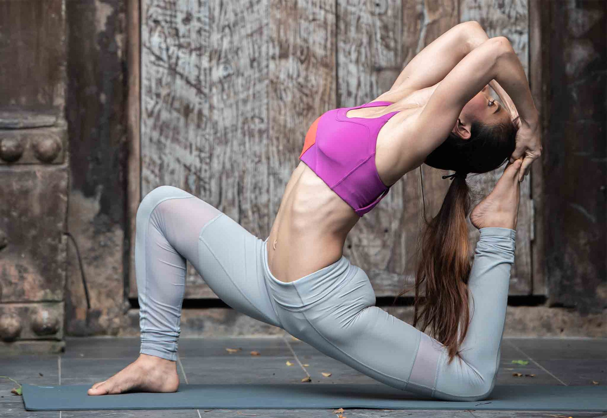 5 Ways Yoga Improves Your Life