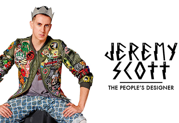 The people's designer Jeremy Scott