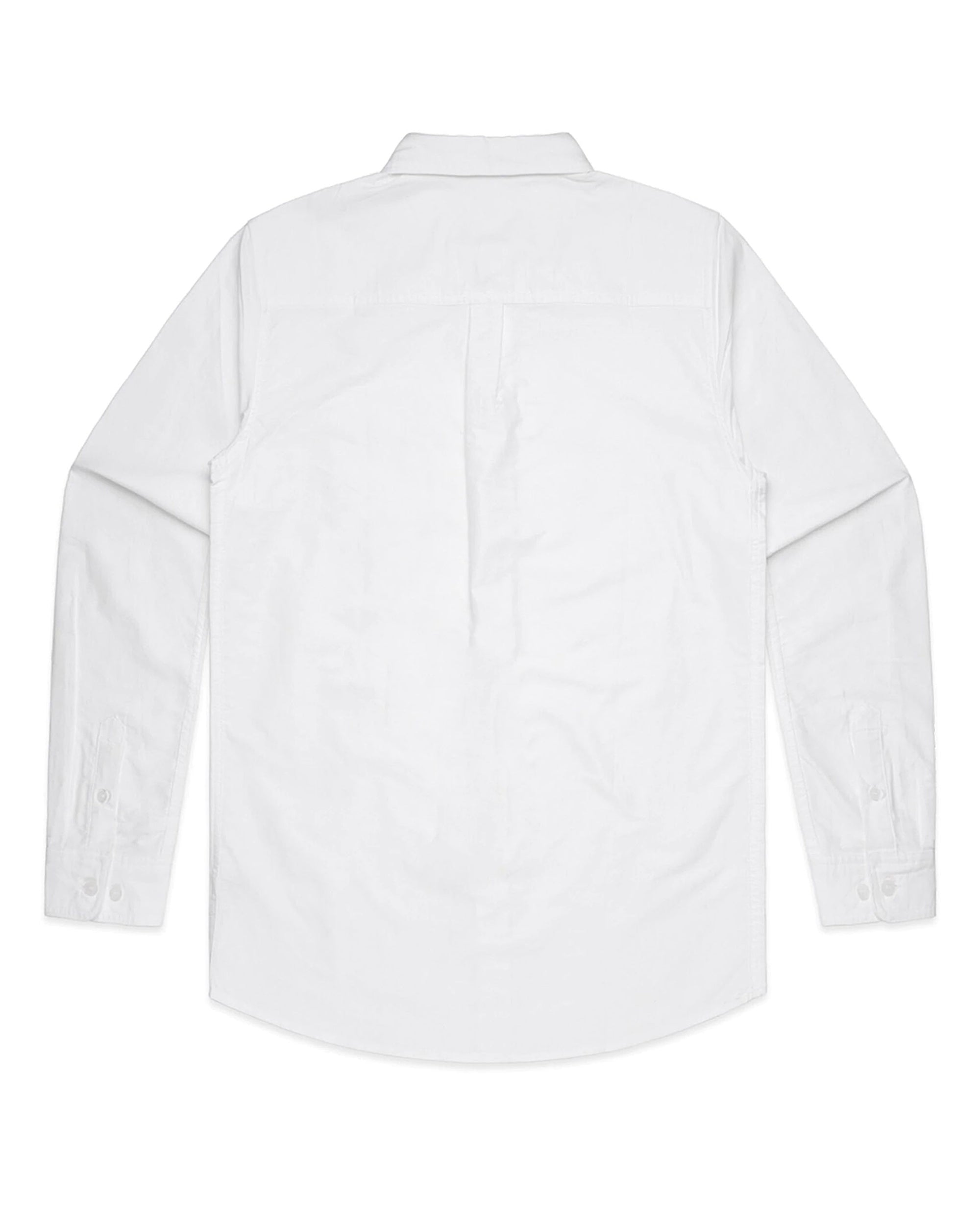 Men's White Shirt with Pocket