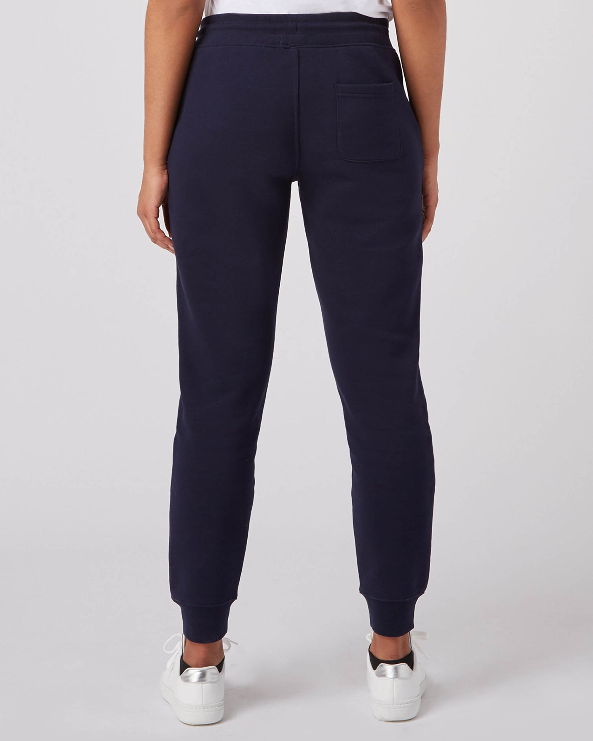 Women's navy winter joggers