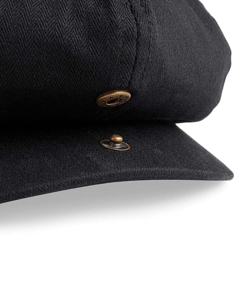 boy cap button