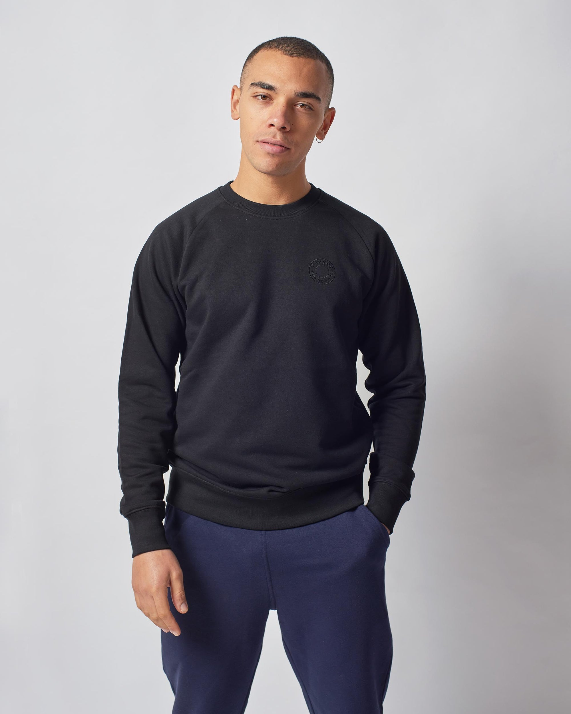 mens-black-raglan-sweatshirt